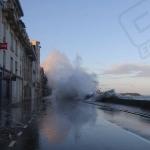 Tempête et grandes marées à saint-malo en photos février 2014