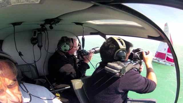 Pride vue aérienne Easy ride