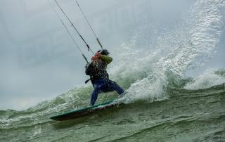 kitesurf Saint-Malo et lancieux