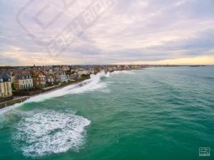 Photos drone grandes marées 3