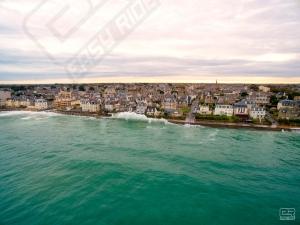 Photos drone grandes marées 1