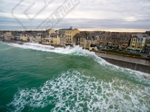 Photos drone grandes marées 4