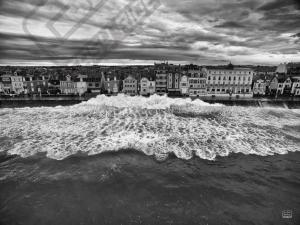 Photos drone grandes marées 8