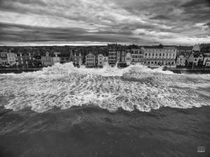 Photos drone grandes marées 7
