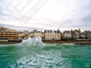 Photos drone grandes marées 6